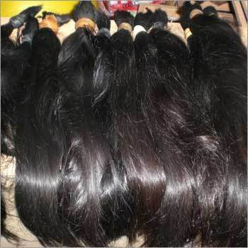 Bulk Straight Virgin Indian Remy Hair